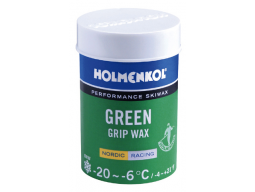Vosk Holmenkol GRIP WAX Green