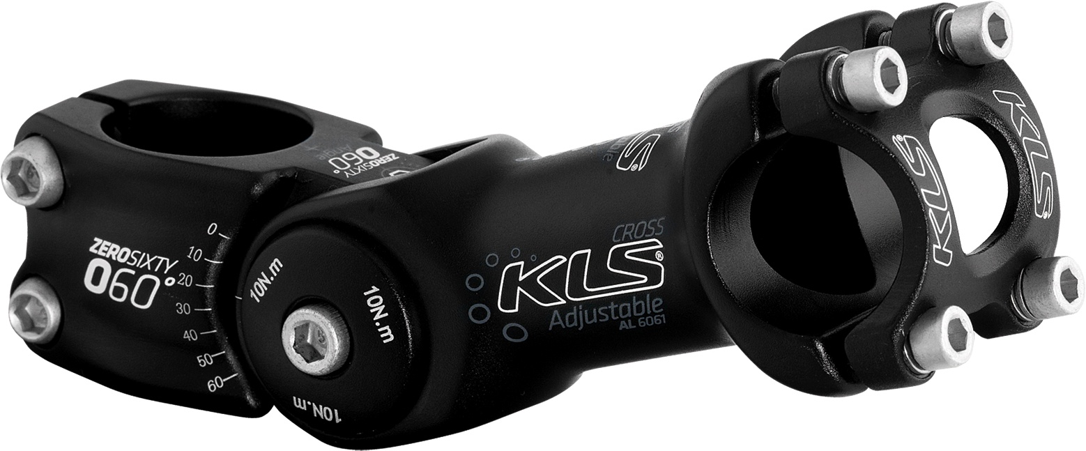 Představec Kellys CROSS 110MM Black model 2012