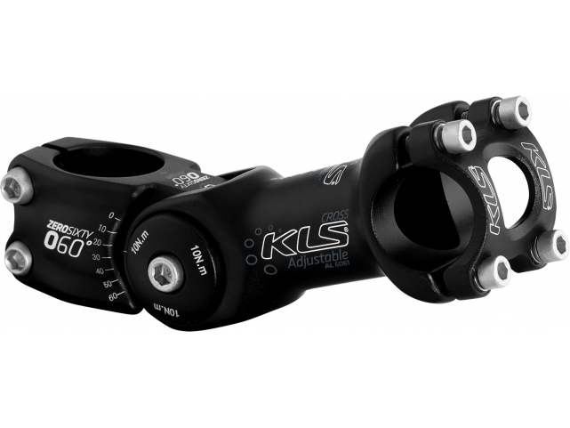 Představec KLS CROSS 110mm Black