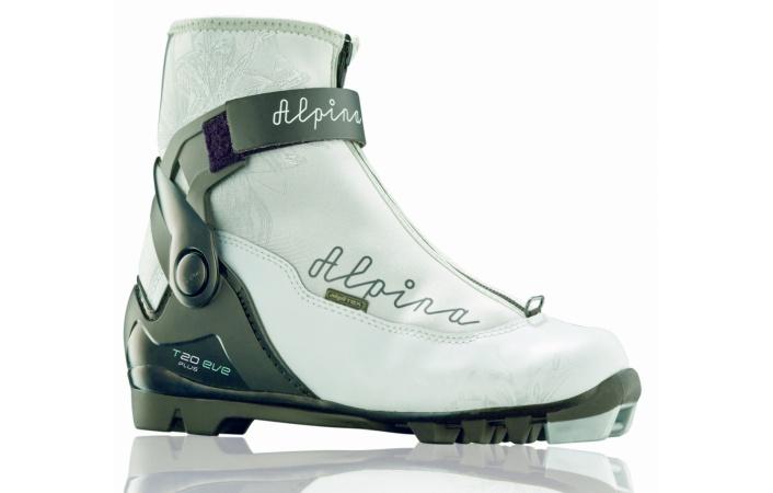 Běžecké boty Alpina T20 EVE PLUS White Black model 2013/14