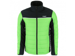 Bunda Vist DOLOMITICA ins. softshell jacket Green-Black, model 16/17