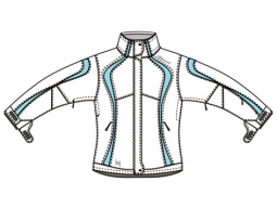 Bunda Blizzard VIVA JACKET White model 2009/10