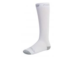 Ponožky FORCE KOMPRES White