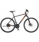 Kolo KTM LIFE TRACK Black matt (orange), 2020
