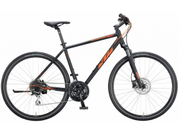 Kolo KTM LIFE TRACK Black matt (orange), 2020