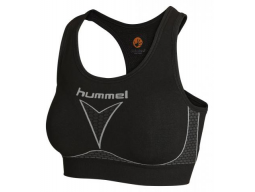 Podprsenka Hummel HERO BASELAYER Black Dark Grey