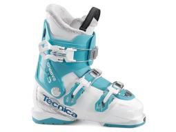 Lyžařské boty TECNICA JT 3 Sheeva Wh/Blue bird model 17/18
