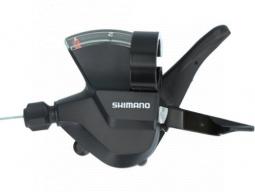 Řadící páčka Shimano ALTUS SL-M315 levá 2 rychl objímka s ukaz nebal