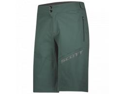 Kraťasy Scott M's Endurance ls/fit w/padsmoked green
