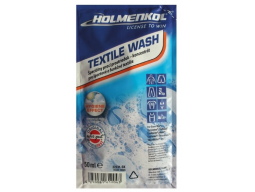 HOLMENKOL TEXTILE WASH + ACTIVE DRY 50ML