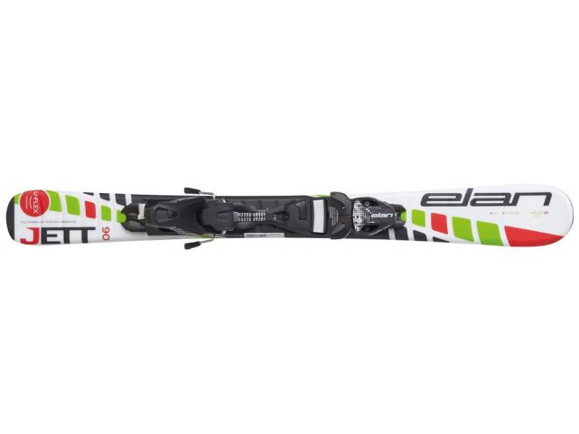 Lyže Elan JETT QT + EL4.5 model 2014/15