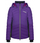 Bunda Colmar Ladies Ski Jacket Down 2830 Deep purple/Onyx/Blue black, 2017/18