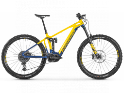 Elektrokolo Mondraker LEVEL R Yellow/Blue, 2021