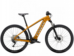 Elektrokolo Trek Powerfly 4 625 Factory Orange/Lithium Grey, 2021