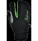 Rukavice Silvini TEXEL CA1140 Black-green, 2017/18