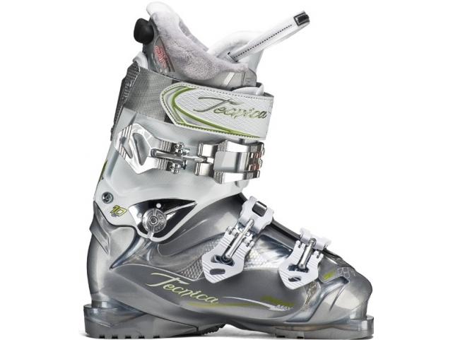 Lyžařské boty Tecnica PHOENIX MAX W 10 AIR Silver White model 2012/13