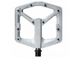Pedály CRANKBROTHERS Stamp 2 Large Raw Silver