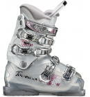Lyžařské boty Tecnica ESPRIT 10 Transparent Silver White model 2013/14