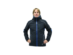Bunda Blizzard RACE Ski Jacket Black Blue Green model 2015/16