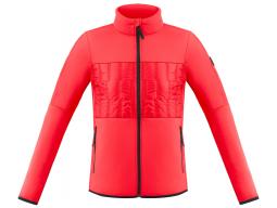 Bunda Poivre Blanc Stretch Fleece Jacket Scarlet Red2, 18/19