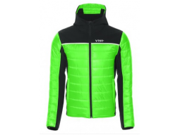 Bunda Vist Dolomitica Plus Ins.Softshell Jacket Greanny/Black, 2018/19