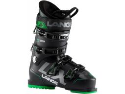 Lyžařské boty Lange LX 100 Black Deep Blue/Green, 19/20