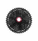Kazeta SunRace CSMX3 10-kolo, 11-46z, černá