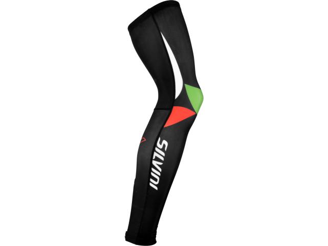 Návleky na nohy Silvini TUBO TEAM UA450 Black
