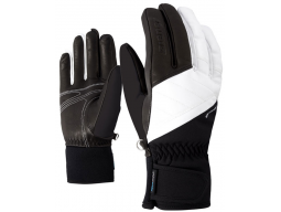 Rukavice Ziener KASADA AS® White/Black