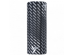 Zateplený šátek Silvini MARGA UA1525 Black-White