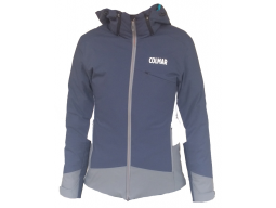 Bunda Colmar Ladies Ski Jacket Down 2832 Blue/grey/white,