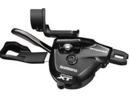 Řadící páčka Shimano XT SL-M8000 pravá 11 rychl I-spec II bez ukaz bal