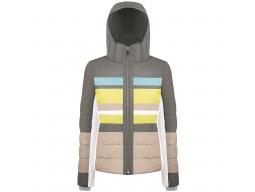 Bunda Poivre Blanc Ski Jacket Khaki grey/Multico, 18/19