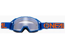 Brýle O´Neal B-20 FLAT modrá/oranžová