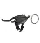 Řadící/brzd. páka Shimano Altus ST-EF500 MTB/trek pro V-brz levá 3r 2 prstá černá