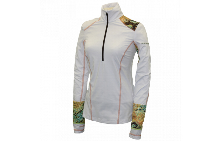 Mikina Allsport SELLA LADY White model 2013/14