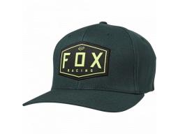 Kšiltovka Fox Crest Flexfit Hat Emerald