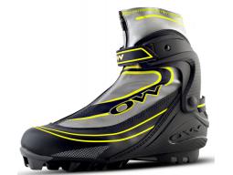 Běžecké boty Oneway TIGARA SKATE Silver Yellow