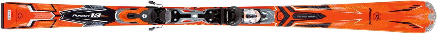Lyže Rossignol PURSUIT 13 CARBON XELIUM + XELIUM 110 S Black Solar model 2012/13