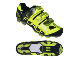 Tretry Force MTB FREE Fluo Black