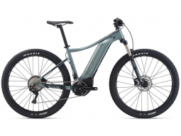 Elektrokolo Giant Fathom E+ 2 29er Solid grey/black, 2020