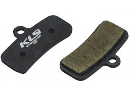 Brzdové destičky KLS D-16 pro SH saint  organické