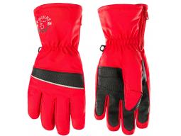 Rukavice Poivre Blanc Ski Gloves Scarlet Red2, 18/19