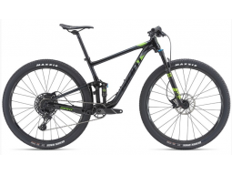 Kolo Giant Anthem 29er 2 NX Eagle black/metallic black/metallic green, 2019