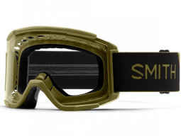 Brýle Smith SQUAD MTB XL Mystic Green Clear