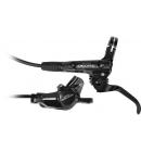 Kot brzd-set Shimano DEORE BR-M6000-KIT přední/BL-M6000 pro post mount polymer SMBU90/1000mm nebal