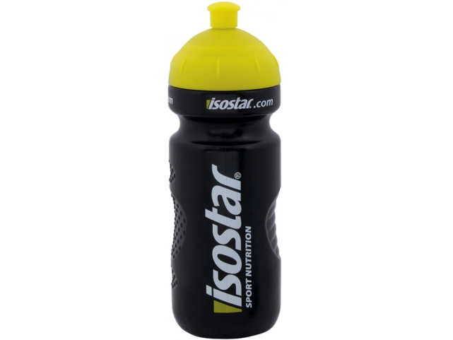 Láhev Isostar 0.65l Black