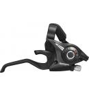 Řadící brzdová páka Shimano ALTUS ST-EF51 MTB/trek pro V-brzdy pravá 9 rychl 2 prstá černá