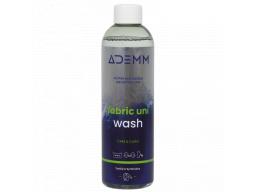 prací a čistící prostředky ADEMM Fabric Uni Wash 250 ml, CZ/SK