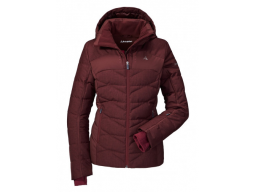 Bunda Schöffel Down Jacket Maribor1 Red, model 2017/18